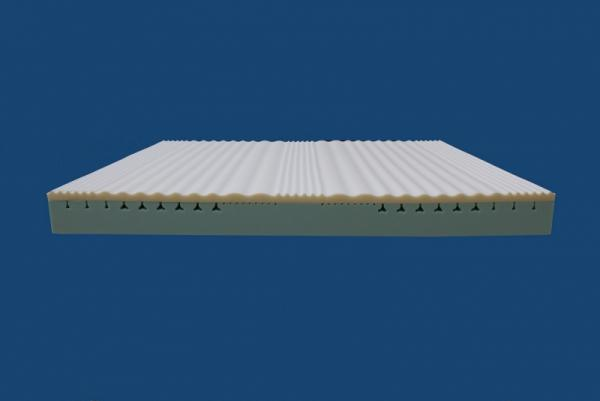 Saltea Memory-foam Profilat H20-PREVI
