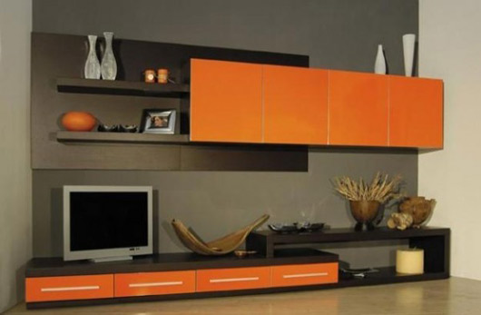 Mobilier sufragerie ORANGE
