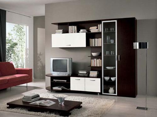 Biblioteca Living PRO 05